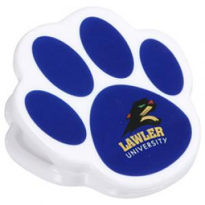 Paw Print Clip with Magnet