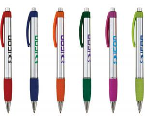Dimpled Pen