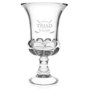 Medici Clear Crystal Trophy
