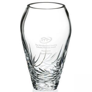 Whisper-Cut Vase