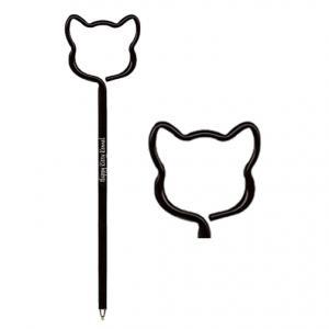 Cat Head Shaped Pen