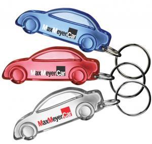 Acrylic Car Keychain
