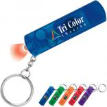 Trips 3-in-1 Keychain w/ Whistle, LED Light, & Compass