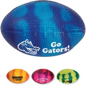 Color Changing Football Stress Reliever