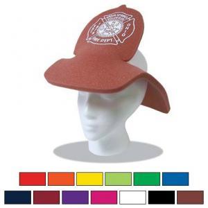 Fireman Hat Foam Visors