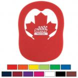 Maple Leaf Pop-Up Visors