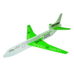 Jumbo Paper Airplane