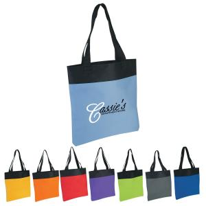 Classic Polyester Convention Shopping Tote Bag