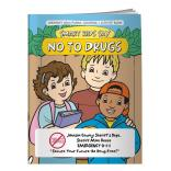 """Smart Kids Say No To Drugs"" Coloring Book"