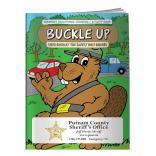 """Buckle Up"" Coloring Book"