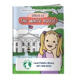 """Living At The White House"" Coloring Book"
