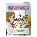 """Seeing Is Believing"" Coloring Book"