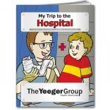 """My Trip To The Hospital"" Coloring Book"