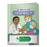 """My Visit To The Pharmacy"" Coloring Book"