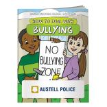 """How To Deal With Bullying"" Coloring Book"