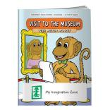 """My Visit To The Museum"" Coloring Book"