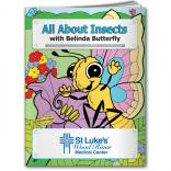 """All About Insects"" Coloring Book"