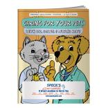 """Caring For Your Pets"" Coloring Book"