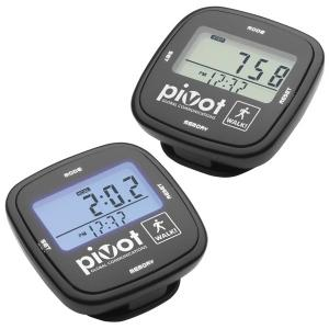 Touch Screen Pedometer