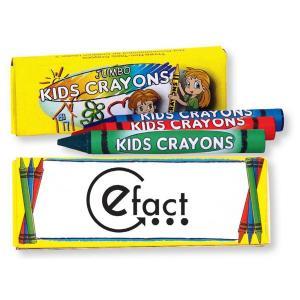 3 Pack Kids Jumbo Crayons