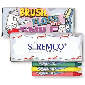Kids Crayons Dentist Giveaway