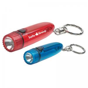Cylinder Light-Key Chain