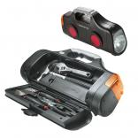 Auto Tool Kit with Flashlight