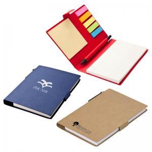 Eco-Friendly Sticky Note Jotter Set