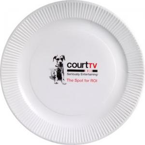 7 in. Round Paper Plate