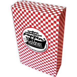 Classic Movie Theatre Popcorn Box