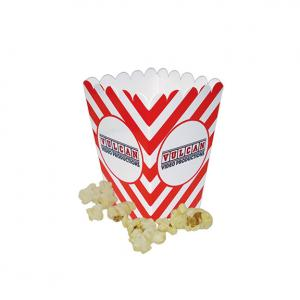 Mini Scoop Style Theatre Popcorn Box