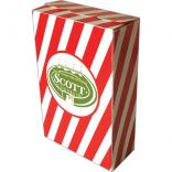 Poster Board Theater Popcorn Box
