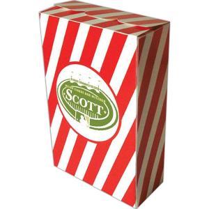 Poster Board Theater Popcorn Box