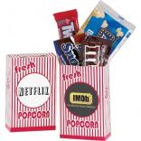 Closed Top Movie Snack Pack