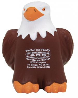 Standing Bald Eagle Stress Relievers
