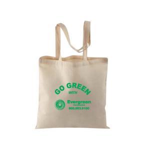 5 oz. Budget Organic Cotton Tote