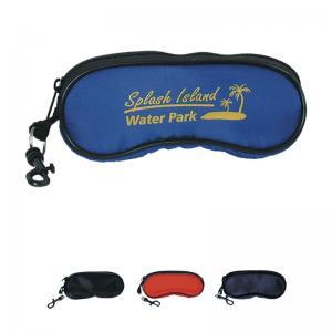 Zipper Eyeglass/Sunglass Holder