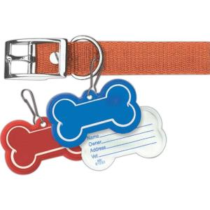 Reflective Pet Collar Tag