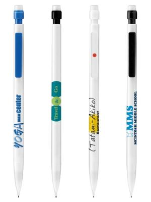BIC Matic White Mechanical Pencil
