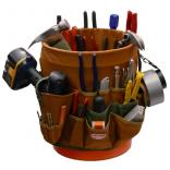 56-Pocket Tool Organizer Bag