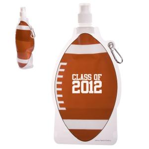 Football Shaped 22 Oz. HydroPouch Bottle