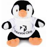 Plush Penguin Stuffed Animal W/T-Shirt