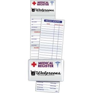 Medical Register Card