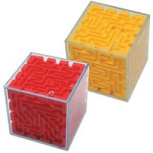Maze In A Cube
