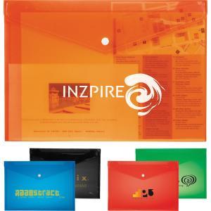 Translucent Low Cost Snap Portfolio