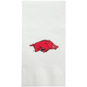 3-Ply White Traditional Dinner Napkin