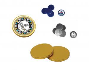 Gambler Chocolate Poker Chips