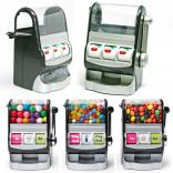 Slot Machine Candy Dispenser with Custom Reels