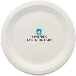 "9"" Eco-Paper Plate"