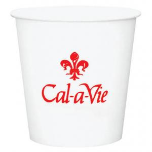 4 oz. White Beverage Paper Cup